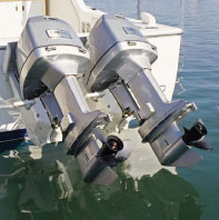 OMC outboard motor Outboard Marine Corporation