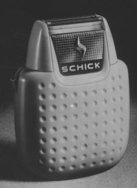 "Schick Model ""20"" electric razor"
